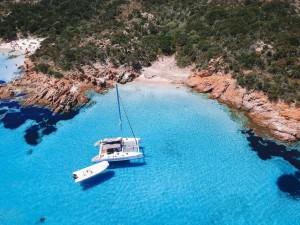 Tour Catamarano Isole della Maddalena