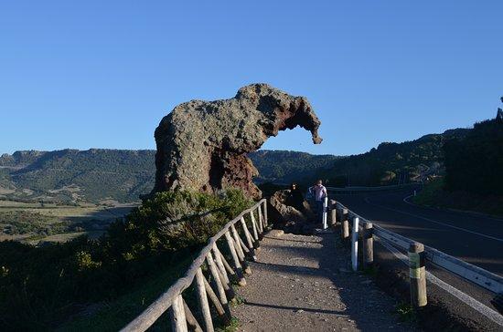 cosa fare in Sardegna -roccia-elefante