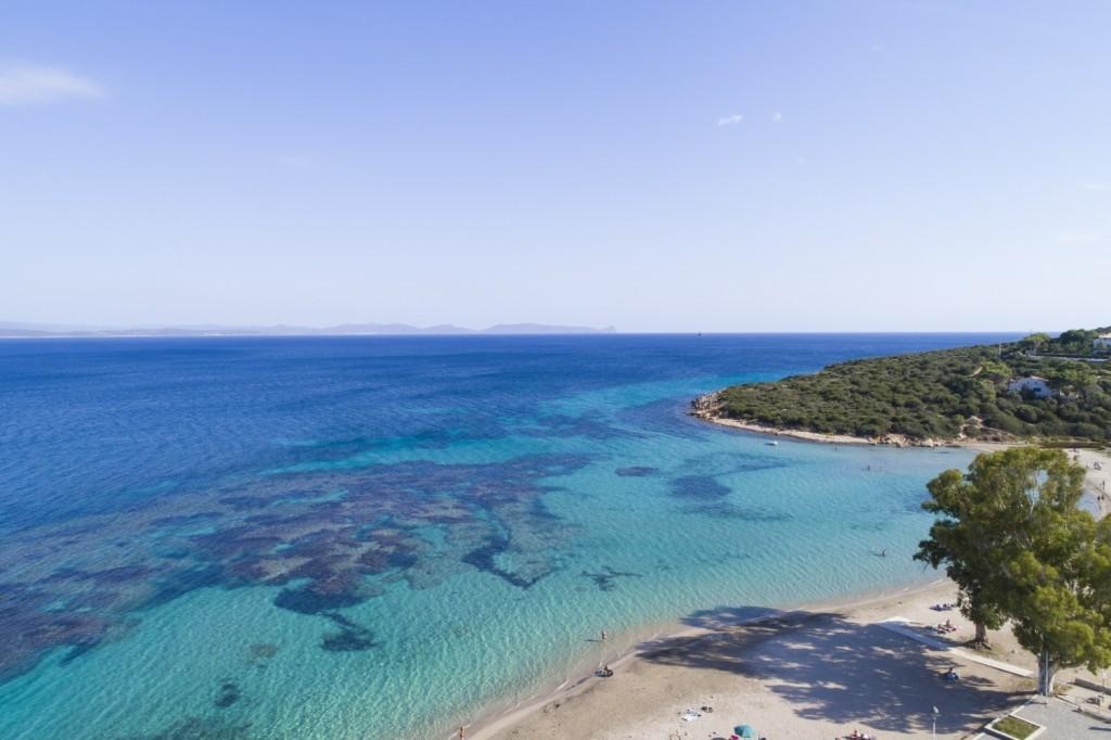 Spiaggia di maladroxia Carloforte