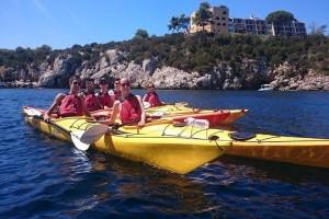 Kayak ad Alghero