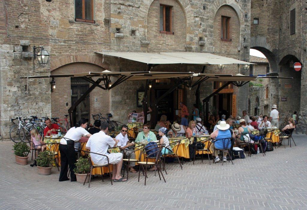 Ristorante Turismo Italia
