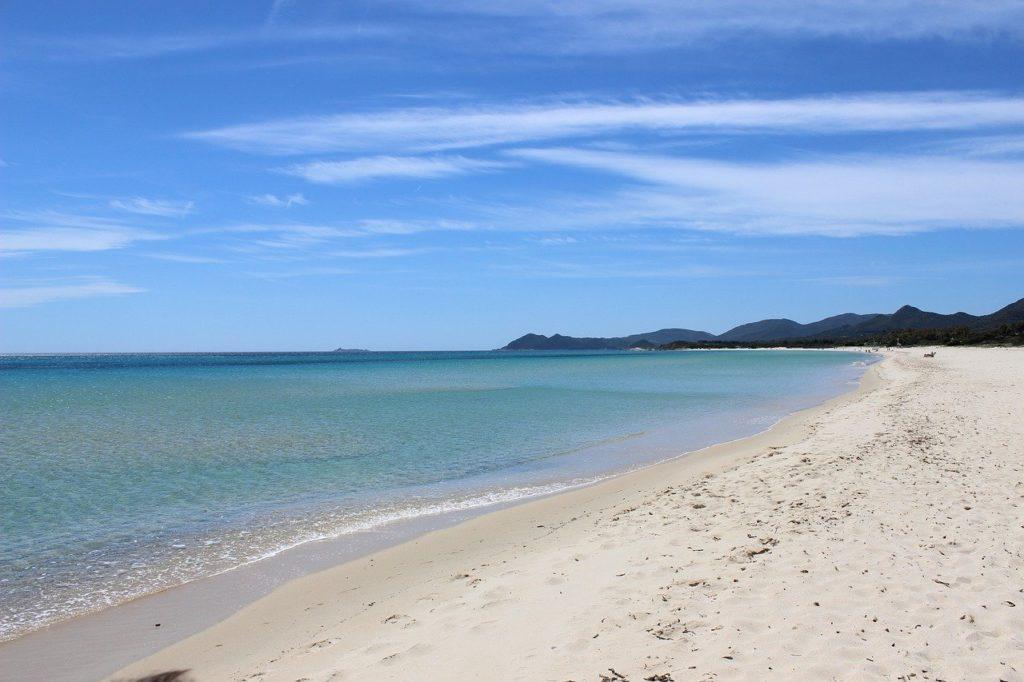 Spiagge dopo coronavirus Sardegna