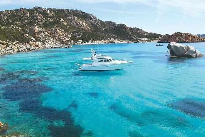 Tour privato arcipelago della Maddalena