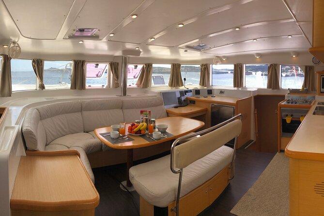 La Maddalena Day-Tour on a catamaran