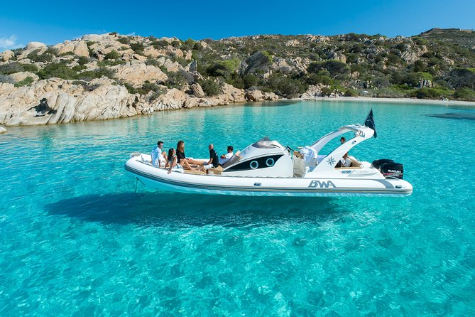 Private boat tour La maddalena